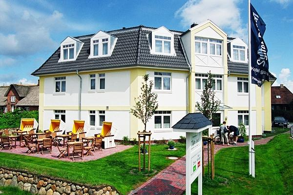Sylt/Westerland Neubau Eines Hotels Baujahr: 2004 / Nutzfläche: Ca. 1.000 M²