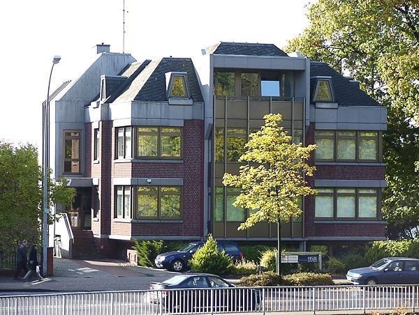 Stade, Schiffertorsstraße Bürohaus, Sitz Der Hinck Architekten