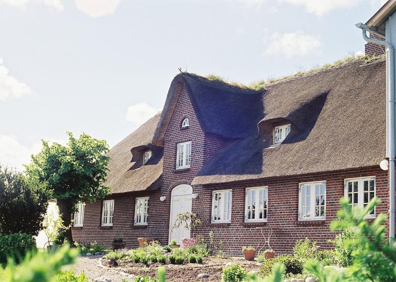 Nordfriesland Wiederaufbau Einer Friesenkate Baujahr: 2001