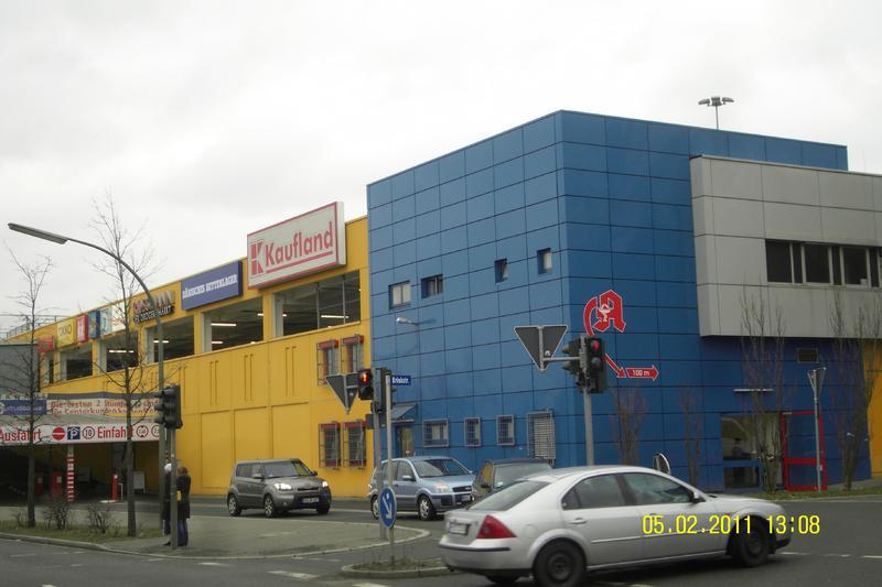 Bochum-Wattenscheid, Gertrudisplatz Neubau Eines EKZ Baujahr: 2004/Nutzfl.: Insg. Ca. 12.900 M²