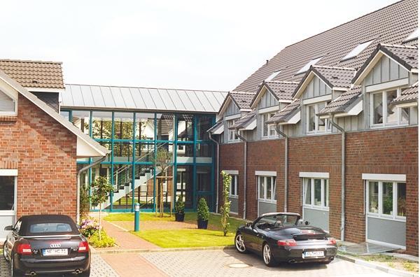 Flensburg Erweiterung Einer Anwaltskanzlei Baujahr: 2005 / Nutzfläche: Ca. 950 M²