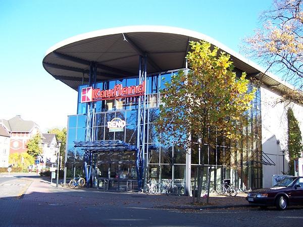 Stade, Freiburger Straße Neubau Eines SB-Warenhauses Baujahr: 1998 / Nutzfläche: Ca. 8.500 M²